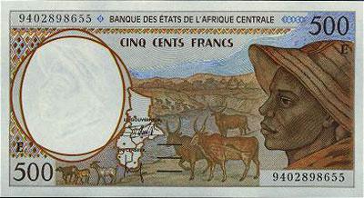 Африканский франк