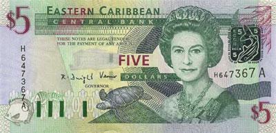 Восточно-карибский доллар