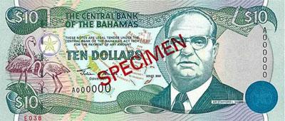 Багамский доллар