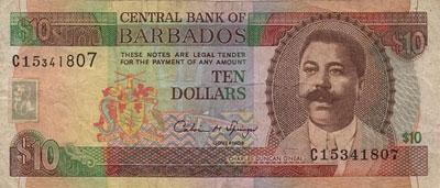 Барбадосский доллар