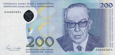 Боснийская марка