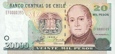 Чилийский песо