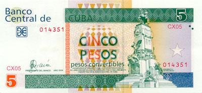 Кубинский песо