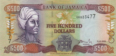 Ямайский доллар