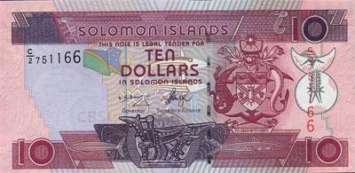 Доллар Соломоновых Островов