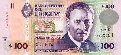 Уругвайский песо