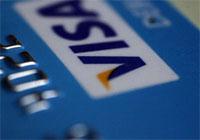 Visa увеличила прибыль на 23,6%