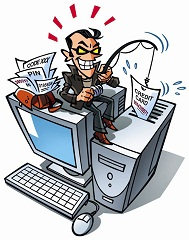 мошенники крадут сканы документов